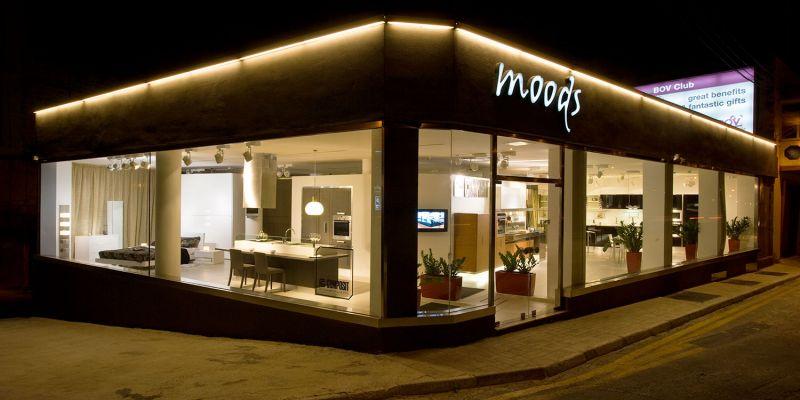 SHOWROOM MOODS